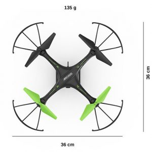 drone specs 300x300 - Дрон eSTAR ROCKET 30cm