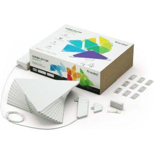 res a66750dddcab9b6a7c1b687e9d6de531 full 300x300 - Комплект модулен панел с осветление Nanoleaf Smarter Kit, LED RGBW, Wi-Fi, 9 модула